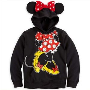 Disney Minnie Mouse Sweatshirt with Ears